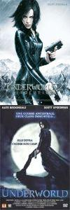 Pack DVD Underworld 1 et 2